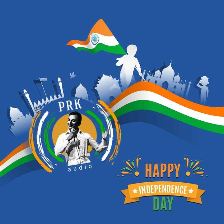 puneethrajkumar.official - PRK audio V HAPPY 12 * INDEPENDENCE DAY - ShareChat