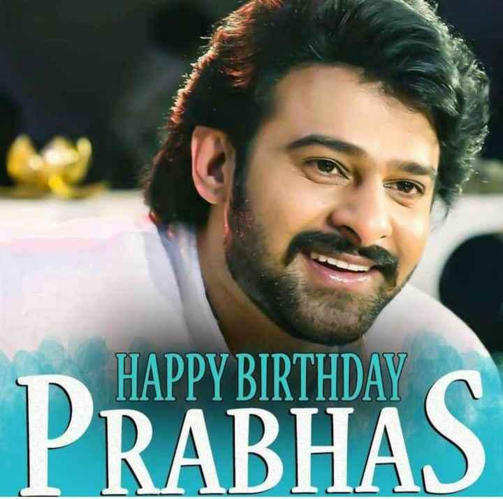 🌟 rabhal 🌟 prabhas fans 🌟 - D HAPPY BIRTHDA PRABHAS - ShareChat