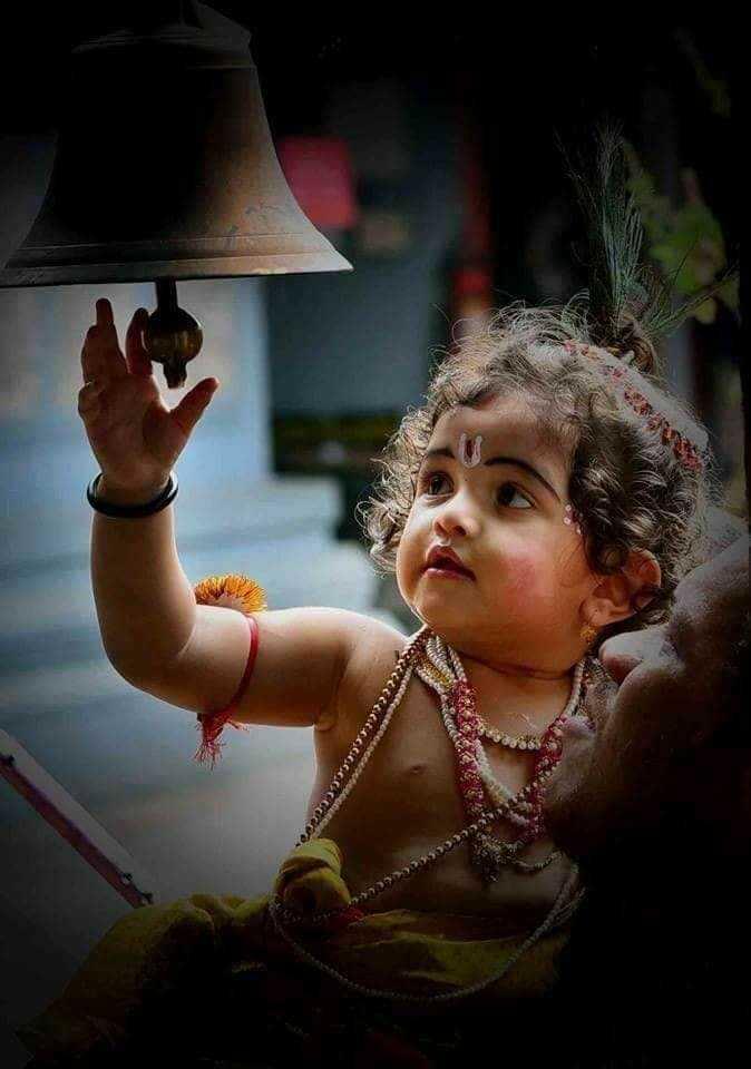 radhe krishna gopal krishna - ShareChat