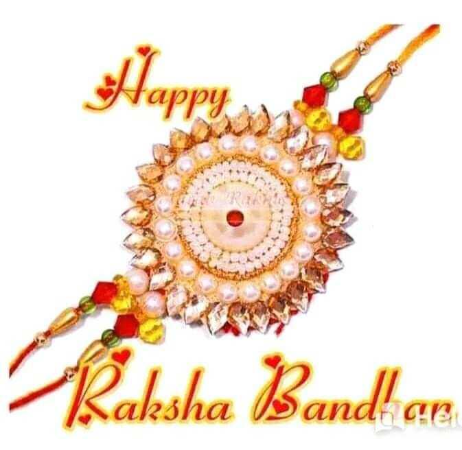 rakshabandhan👭💟 - rappy Skatisha Bandton aksha Bandhan - ShareChat