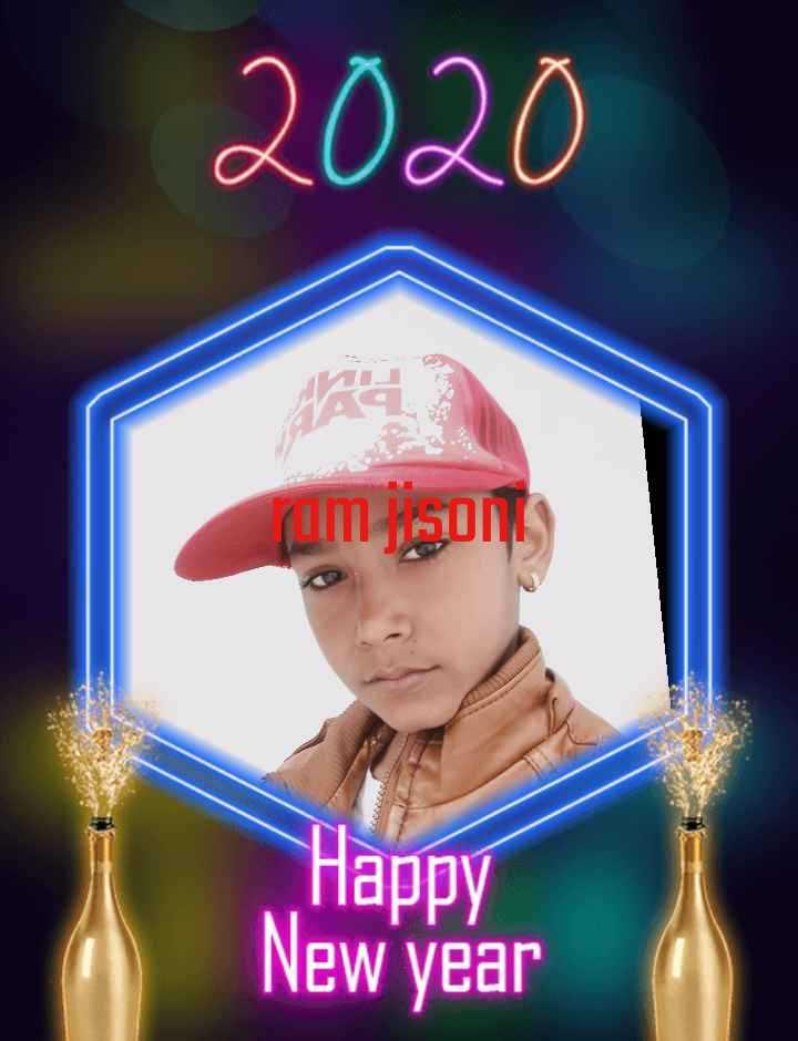 ram jisoni - 2020 pa rum SOM Happy New year - ShareChat