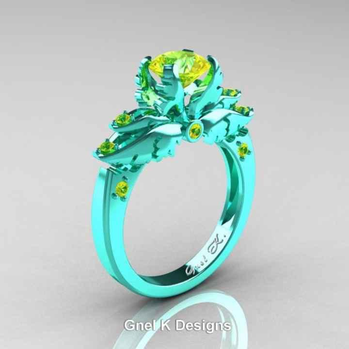 rings beautiful - Gavet a Gnel K Designs - ShareChat