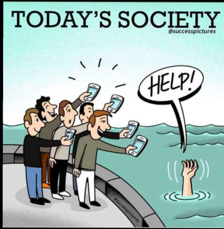 sachia gallan - TODAY ' S SOCIETY @ successpictures ( HELP ) Successpictures - ShareChat