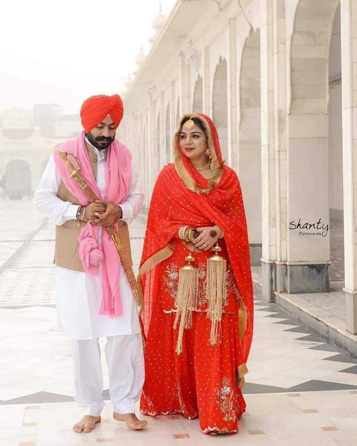 sardar sardarni✌✌ - Shanty - ShareChat