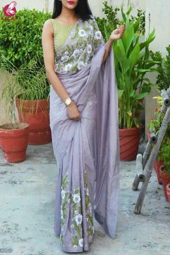 saree collection - ShareChat