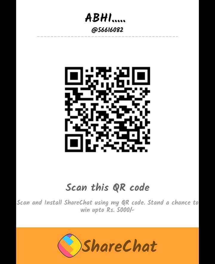 Scan Please Sharechat टकज Whatsapp Status Hindi