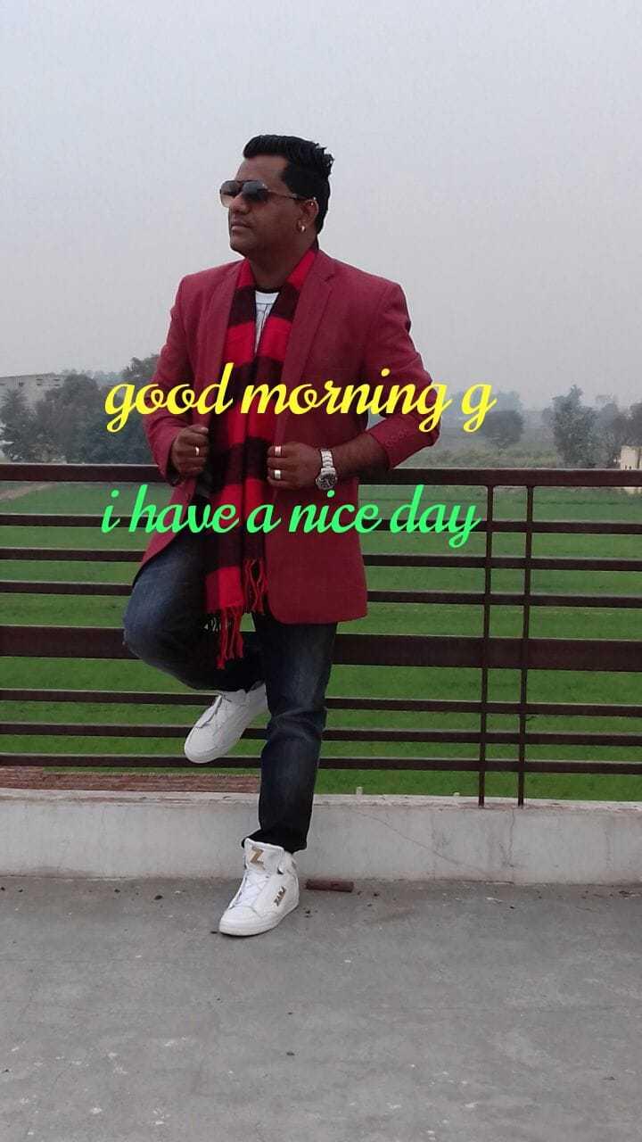singer ranjit rana - good morning g i have a nice day - ShareChat