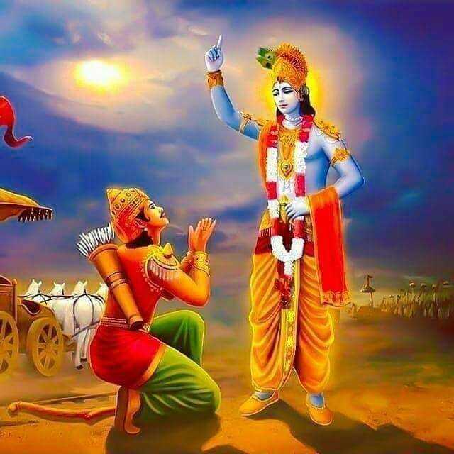 sri krishna - ShareChat
