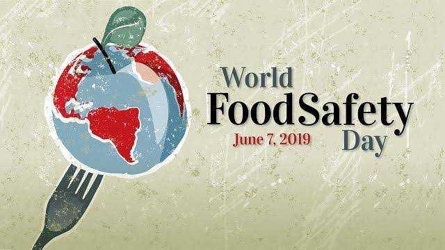 world food day - World FoodSafety June 7 , 2019 - ShareChat